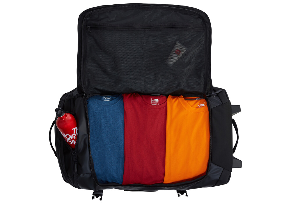 the north face rolling thunder 30 trolley 80 l tnf black. Black Bedroom Furniture Sets. Home Design Ideas